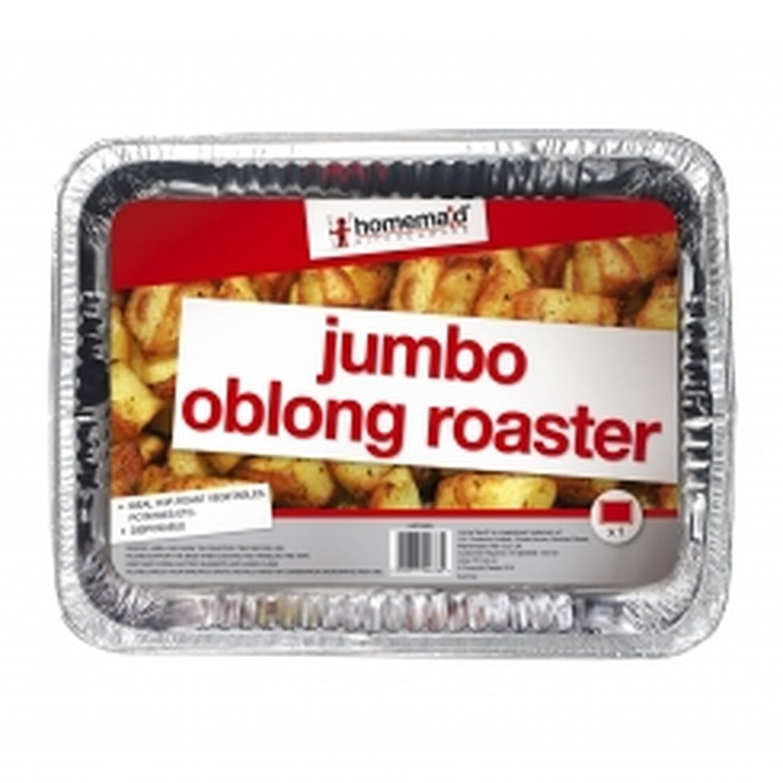 Jumbo Oblong Roaster (385x265mm)