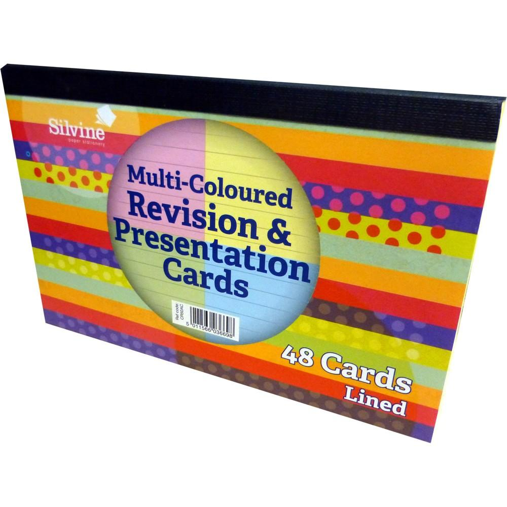 Revision & Presentation Notecard Pad