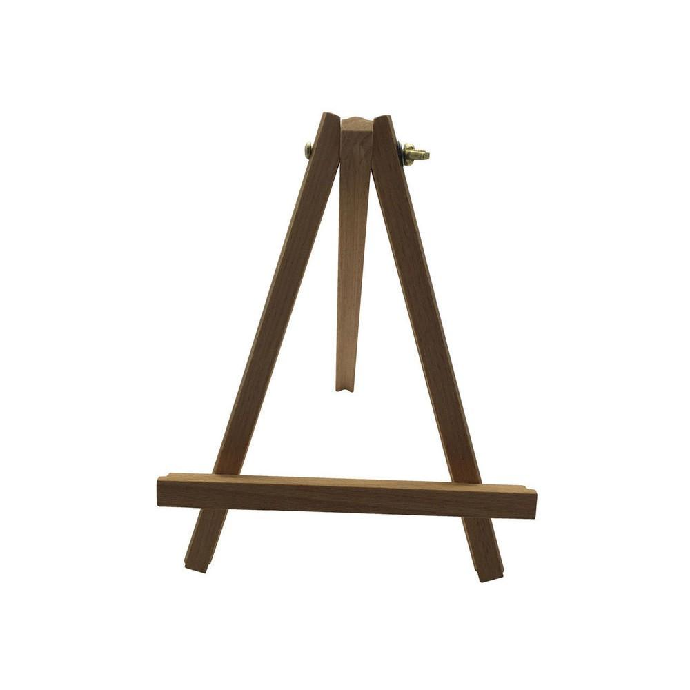 Wooden Display Easel 23cm - Natural Woods