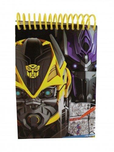 Character Transformers Autobot Mini Sketch Book Stationery