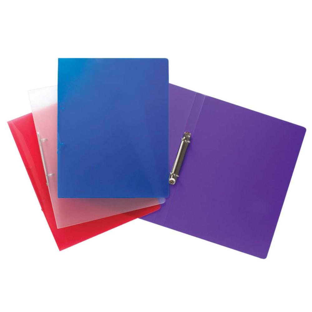 A4 Slim Clearview RingBinder