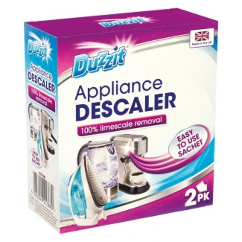 Pack of 2 Duzzit Appliance Descaler