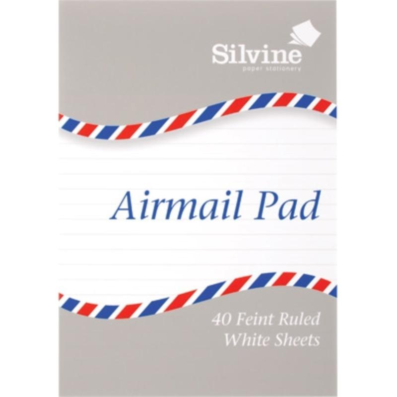 A5 Airmail Writing Pad