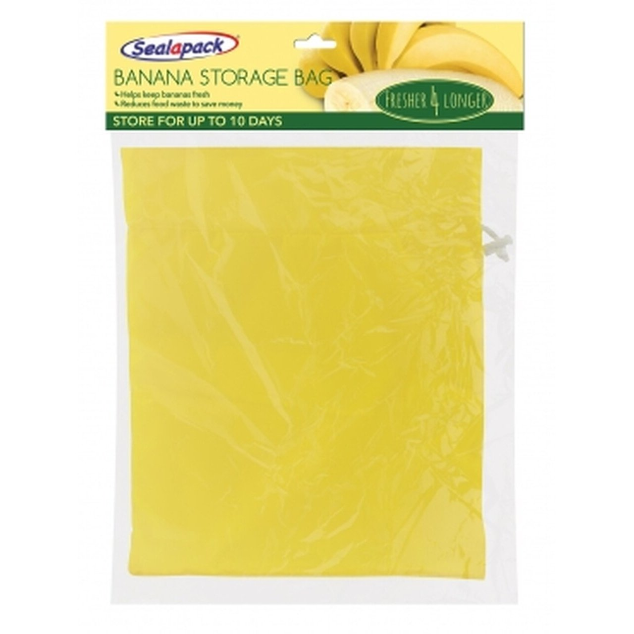 Seal-A-Pack Banana Bag