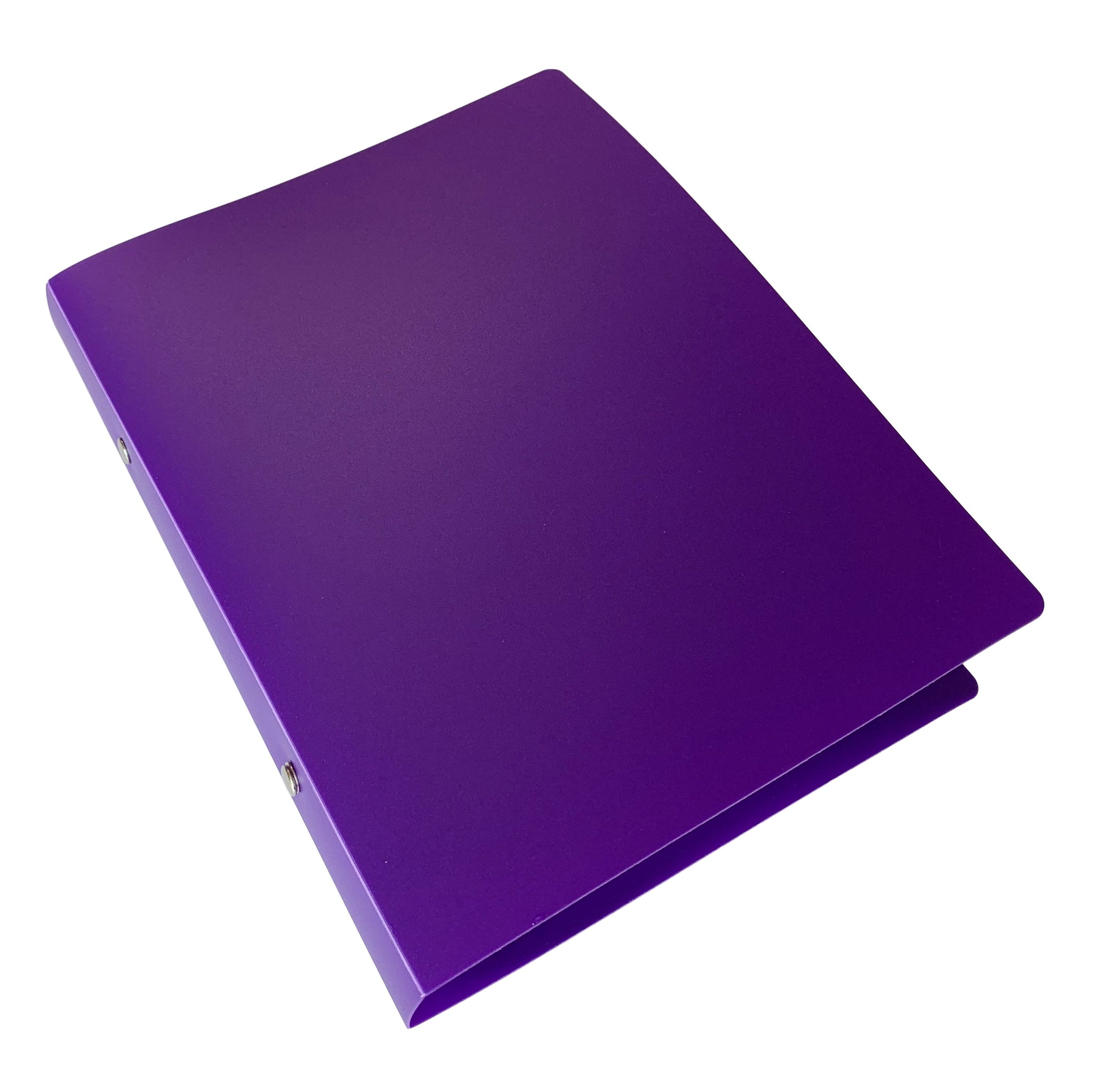 A5 Purple Ring Binder by Janrax