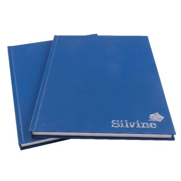 A4 High Quality Hardback Casebound Notebook