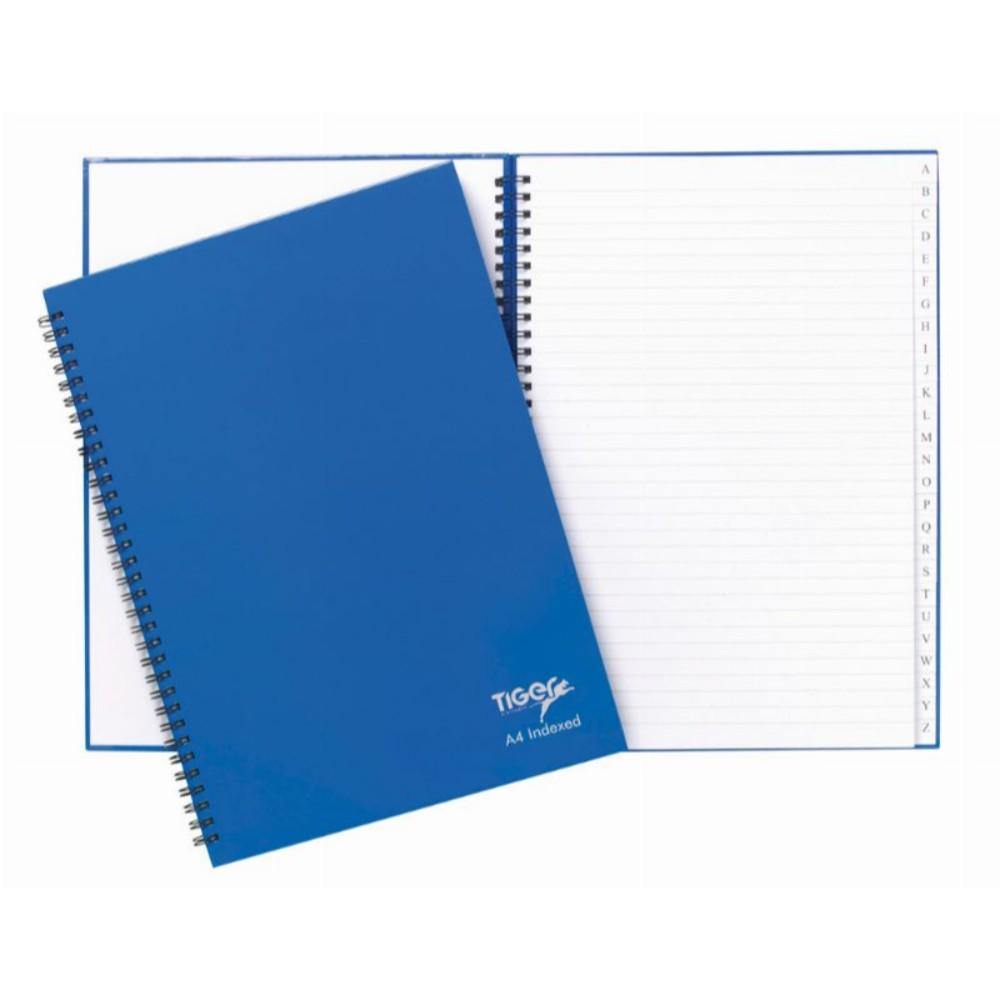 A4 Twinwire A4 80 Sheet Index Notebook