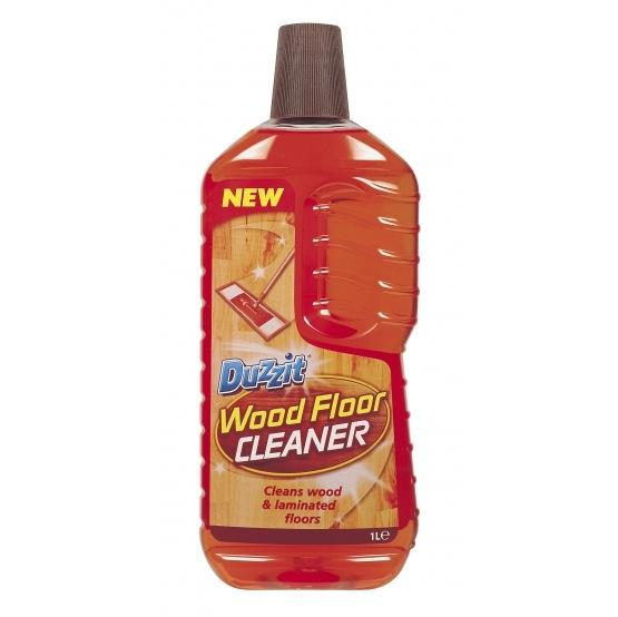 Duzzit Wood Floor Cleaner 1 Liter