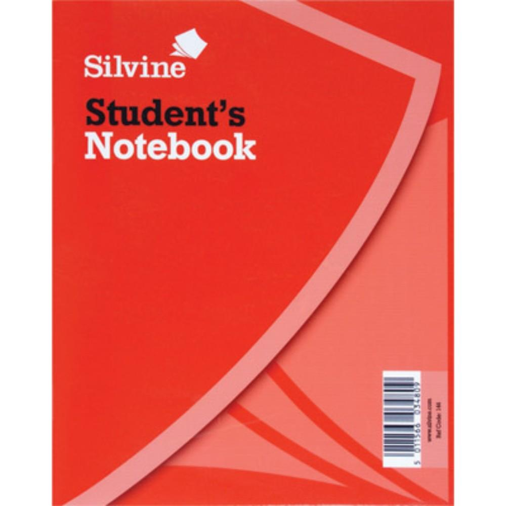 Students Notebook Exercise Book