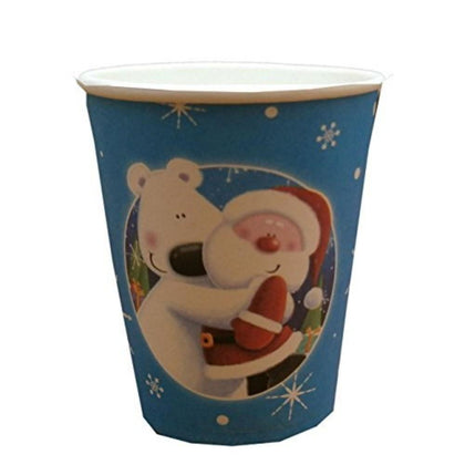 10 9oz Cups Cute Christmas