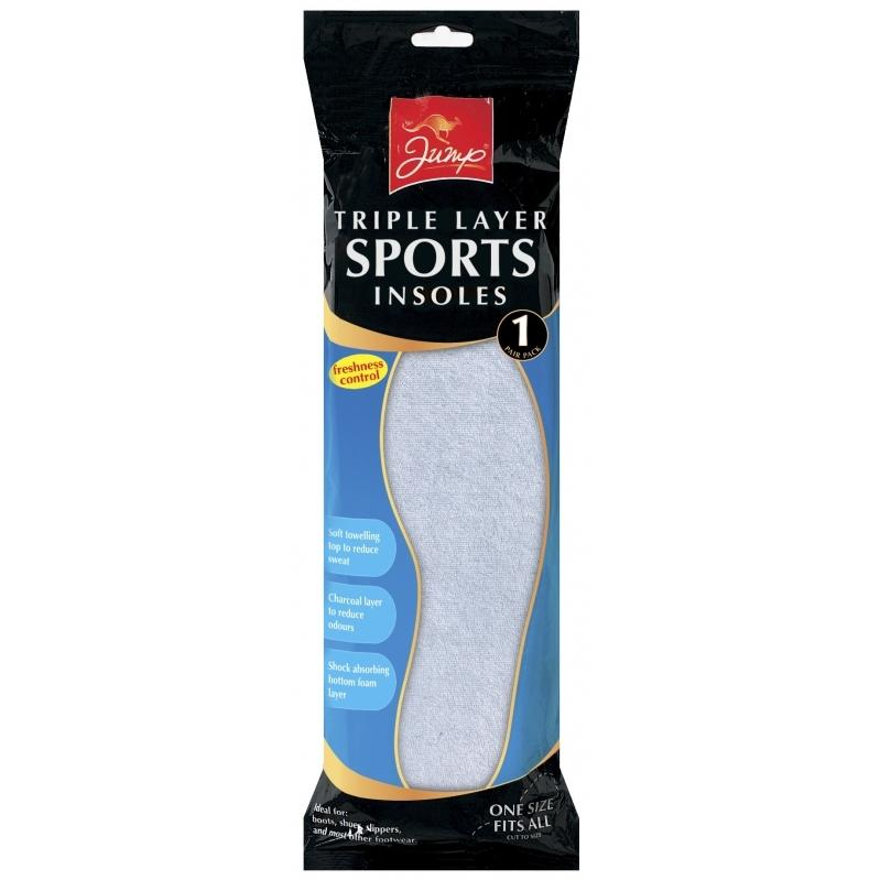 Jump Sports Shoe Insoles