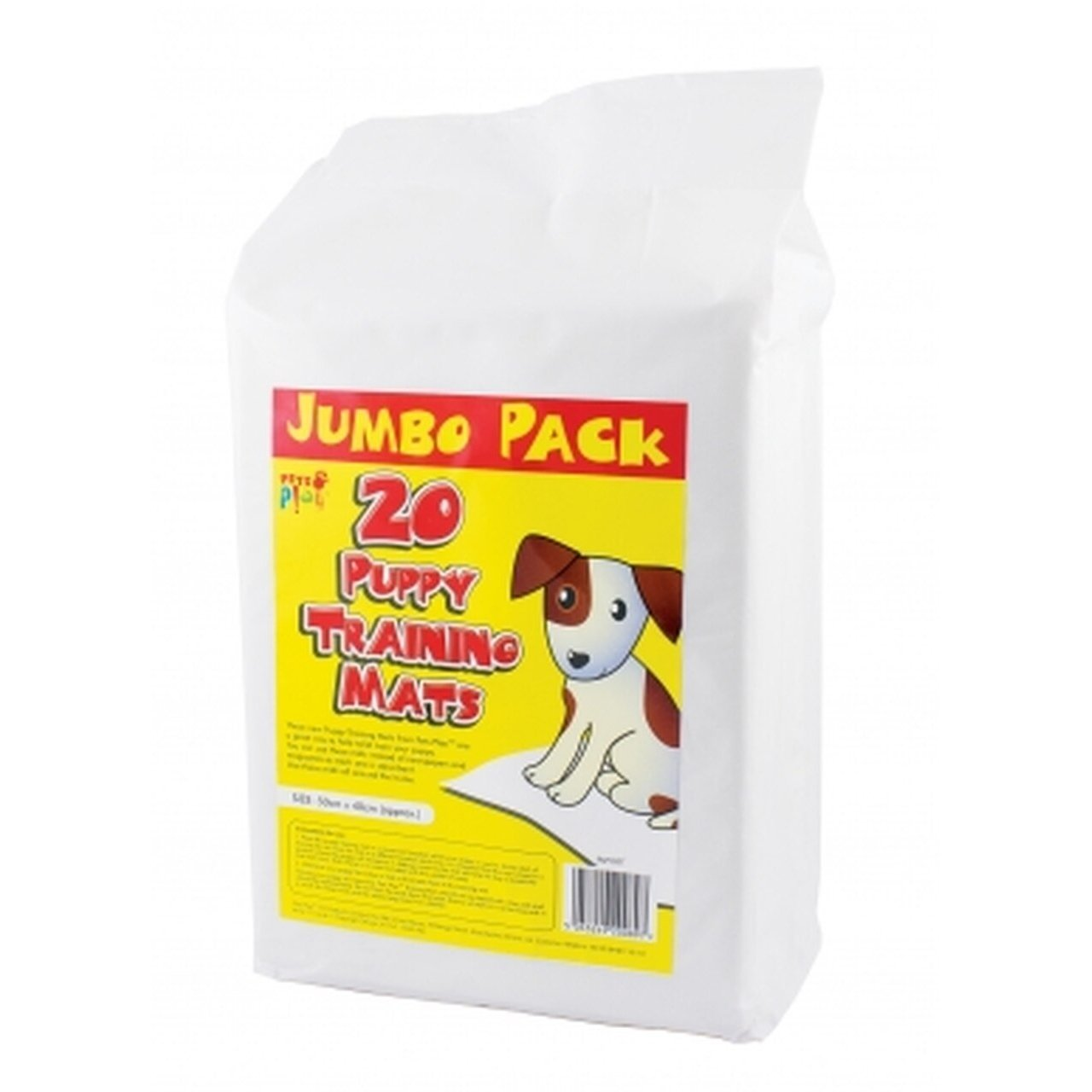 Pack of 20 Puppy Training Mats