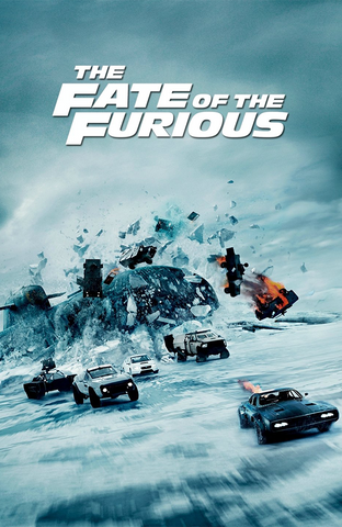 The Fate of the Furious (Unrated)