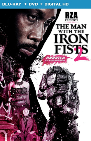 Man with the Iron Fist 2