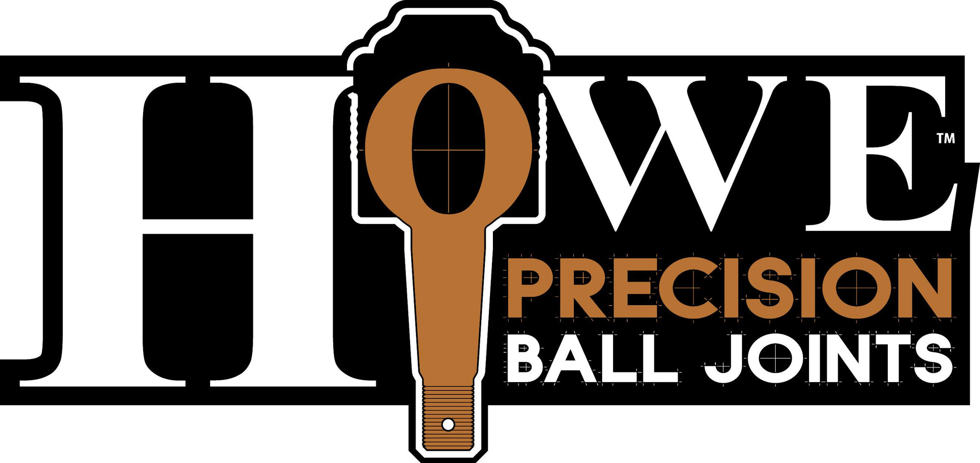 Updated Logo for Howe Ball Joints