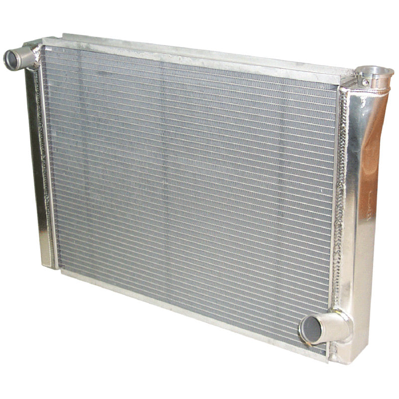 342A28 - RADIATOR, 19X28 CHEVY - 1.5 IN, 1.75 OUT