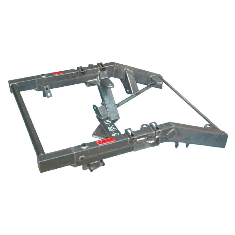 358-8R-01 - LLM FRONT FRAME, 2X4 W/ RACK PLATE