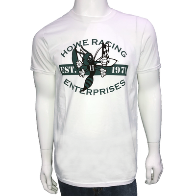 T-SHIRT - SOFTSTYLE DOOR ART - WHITE