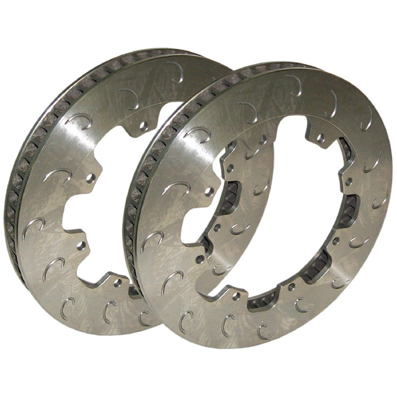 BRAKE ROTOR - AP - 12.19X1.25 J HOOK - R60 VANE