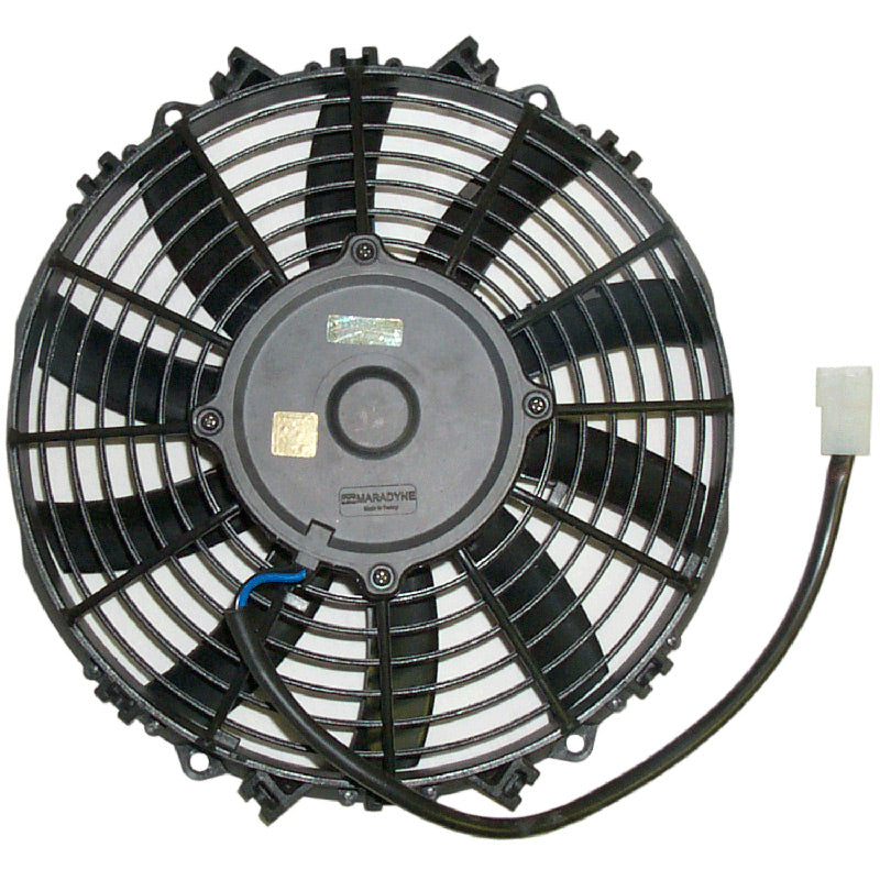 "FAN, ELECTRIC - 10"" REVERSIBLE PULLER - 950 CFM @ 7.9 AMPS"
