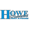STICKER, HOWE A-FRAME