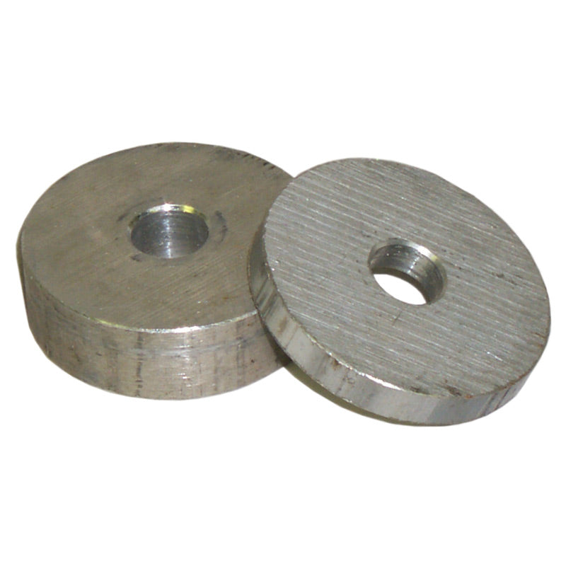 SPACER, 1/2 HOLE X 1/2 THICK
