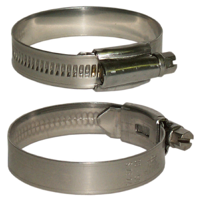"HOSE CLAMP-FITS 1-1/2"" TO 2"""