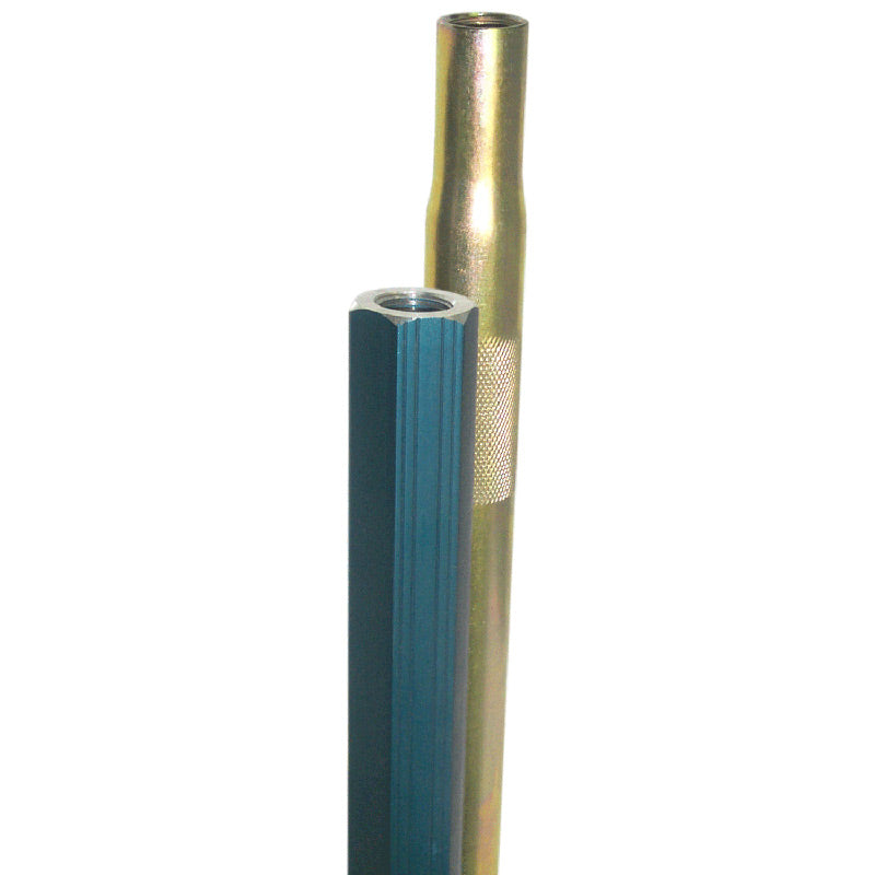 SWAGED STEEL TUBE, 3/4 X 22