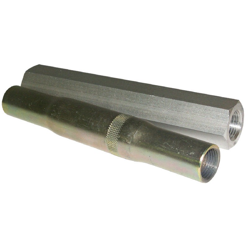 SWAGED STEEL TUBE, 5/8 X 17