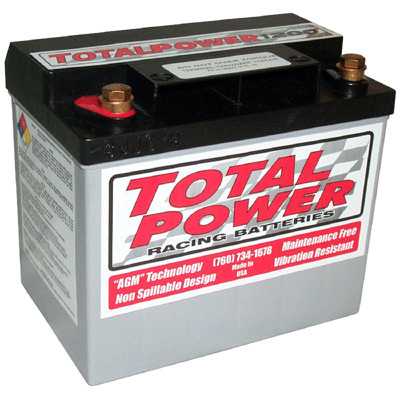 BATTERY-TOTAL POWER