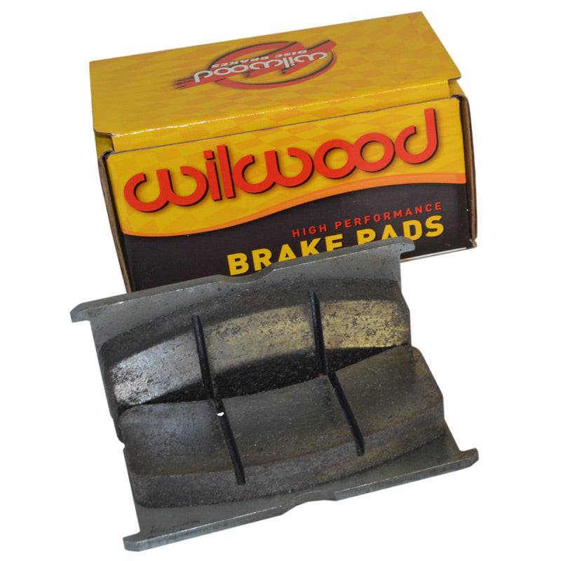 WILWOOD, BRAKE PAD BP-40 REAR