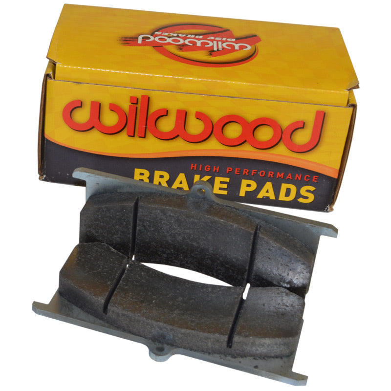 WILWOOD, BRAKE PAD BP-40 FRONT