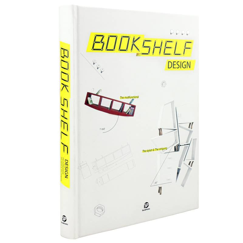 Bookshelf Design<br>Sendpoints Publishing