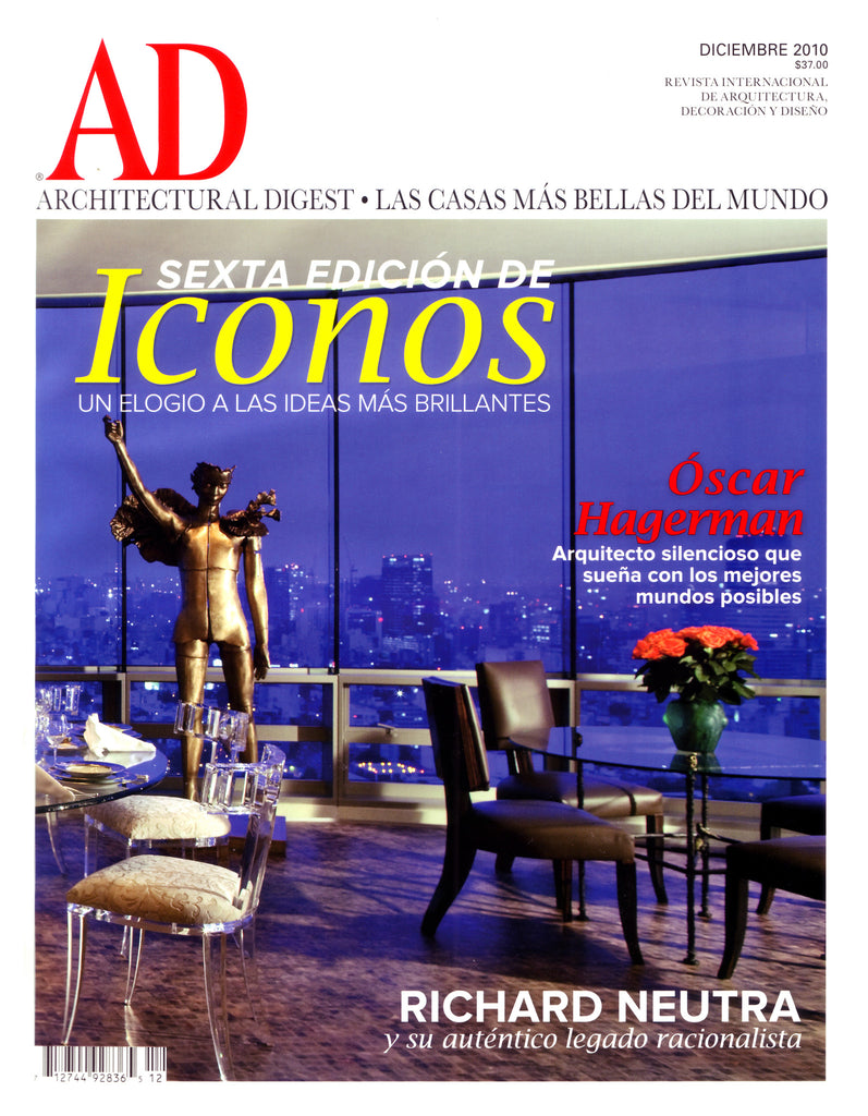 Architectural Digest<br>MEXICO