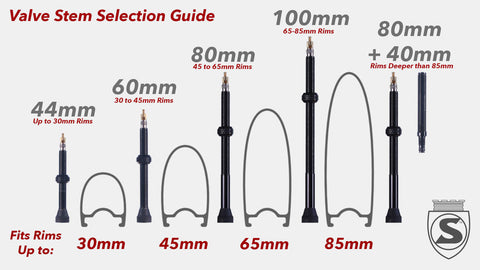 Valve Stem Selection Guide