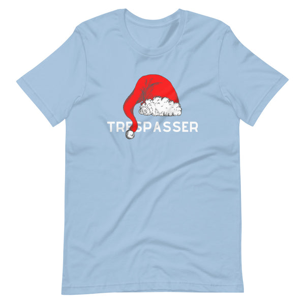Trespasser Santa Graphic Tee