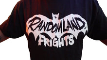 Load image into Gallery viewer, Randomland FRIGHTS T-shirt!