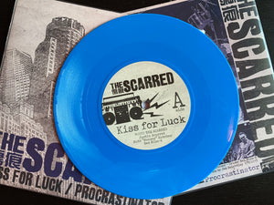 The Scarred - Kiss for Luck 7""
