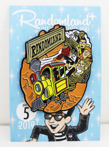 Randomland Mine Train Pin! 2019 #5