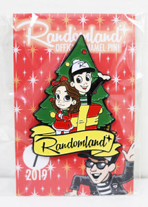Christmas Enamel Pin