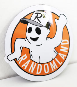 Randomland Halloween Vehicle Magnet