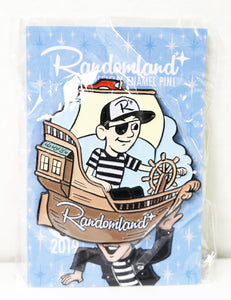 Randomland Galleon Pin! 2019