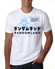 Load image into Gallery viewer, Randomland JAPANESE QUEST T-shirt! (NOW AVAILABLE!)