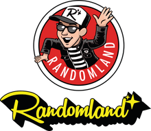 Load image into Gallery viewer, Randomland 11 Sticker Pack!