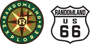 Randomland 11 Sticker Pack!