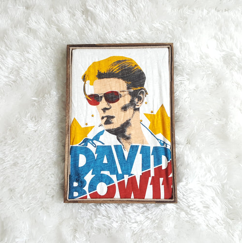 Band Tee: David Bowie