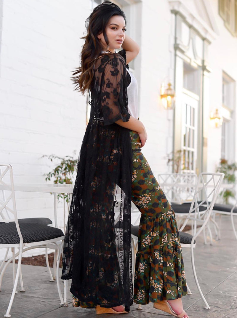 Love Lace Duster
