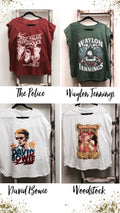Band Tees part 3