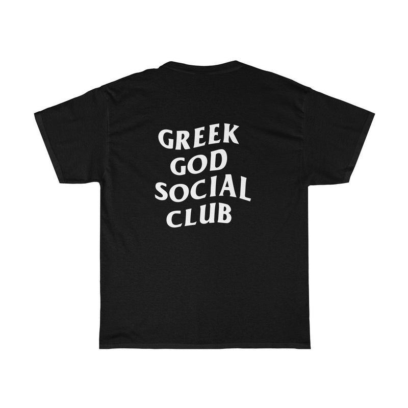 Greek God Social Club Tee