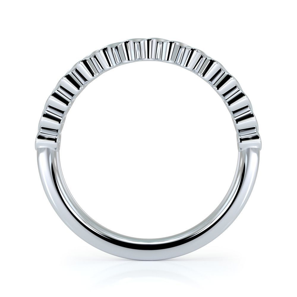 Fine Groove Ring